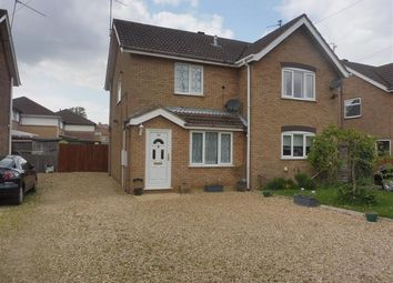 Thumbnail 2 bedroom property to rent in Angell Lane, Holbeach, Spalding