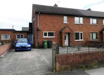 Thumbnail 3 bed semi-detached house for sale in Dukeswood Road, Longtown, Carlisle