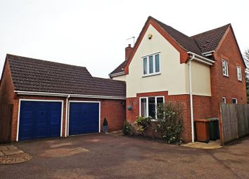 Thumbnail 4 bed detached house for sale in Blakestone Drive, Thorpe St Andrew, Norwich, Norfolk