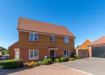 Thumbnail 4 bed detached house for sale in Queenstock Lane, Buxted, Uckfield