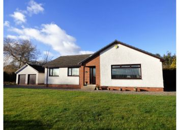 Thumbnail 3 bed detached bungalow for sale in Errol, Perth