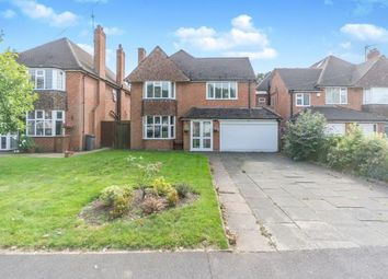 Thumbnail 3 bed detached house for sale in Buryfield Road, Solihull, West Midlands, .