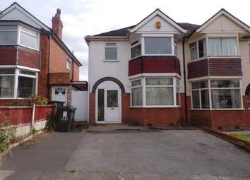 Thumbnail 3 bed semi-detached house for sale in Blakeland Road, Birmingham, West Midlands