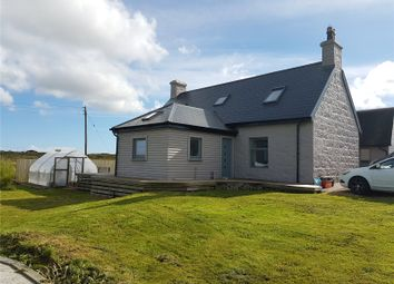 Thumbnail 3 bed detached house for sale in Cornaigmore, Isle Of Tiree, Argyll And Bute