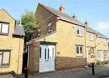Thumbnail 2 bed end terrace house for sale in Cross Street, Moulton, Northampton