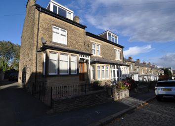 Thumbnail 4 bed terraced house to rent in Rossefield Road, Heaton, Bradford