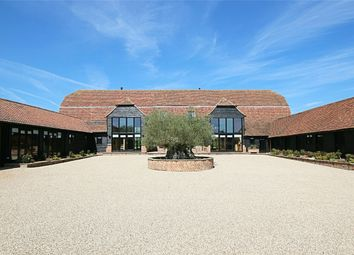 Thumbnail 5 bed barn conversion for sale in Collops Road, Stebbing, Dunmow, Essex