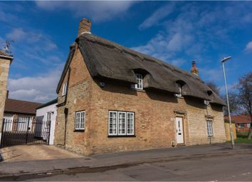 Thumbnail 4 bed property for sale in Main Street, Yaxley, Peterborough