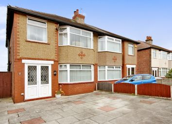 Thumbnail 3 bed semi-detached house for sale in Glamis Drive, Churchtown, Southport