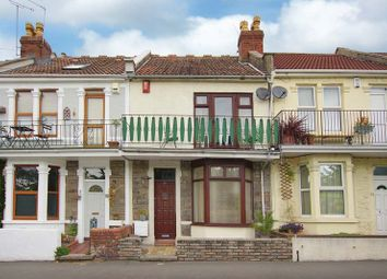 Thumbnail 3 bed terraced house for sale in Lyndale Road, St George, Bristol