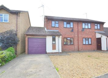 Thumbnail 3 bedroom semi-detached house for sale in Millfields, Ramsey, Huntingdon, Cambridgeshire