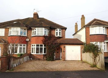 Thumbnail 3 bed semi-detached house for sale in St. Stephens Avenue, Ashtead