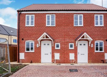 Thumbnail 2 bed semi-detached house for sale in 14 Partridge Rise, Diss