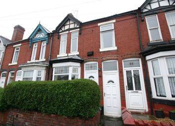 Thumbnail 2 bed terraced house for sale in Greenhill Road, Halesowen