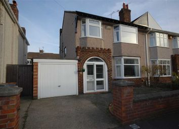 Thumbnail 3 bed semi-detached house to rent in Barmouth Road, Wallasey, Wirral