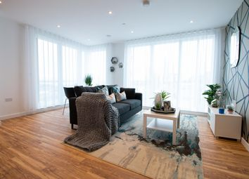 1 bed flat for sale in Riverside Luxury Apartments With Balcony, Chatham ME4