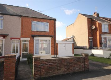 Thumbnail 2 bedroom terraced house for sale in Sutton Hall Road, Bolsover, Chesterfield