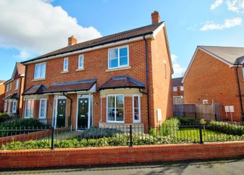 3 bed semi-detached house for sale in Gregorys Bank, Worcester WR3