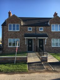 Thumbnail 3 bed semi-detached house for sale in School Road, Marshland St. James, Wisbech