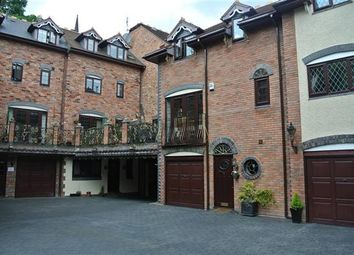 Thumbnail 3 bed terraced house for sale in The Old Mill Courtyard, Bullocks Row, Walsall