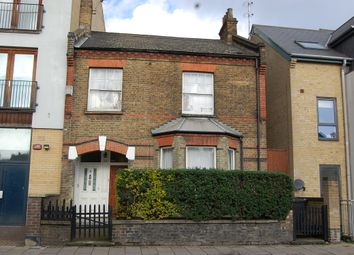 Thumbnail 3 bed flat to rent in Banister Road, London