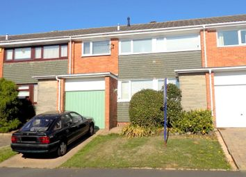 Thumbnail 4 bed terraced house for sale in Langstone Drive, Exmouth, Devon