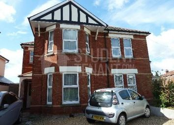 Thumbnail 6 bedroom shared accommodation to rent in Melville Road, Bournemouth