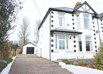 Thumbnail 3 bed semi-detached house for sale in 10 Rogiet Pool, Rogiet, Monmouthshire