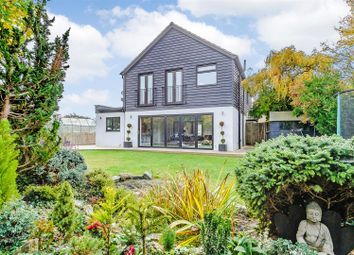 Thumbnail 4 bed detached house for sale in Wicklands Road, Hunsdon, Ware