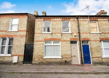 Thumbnail 2 bed end terrace house for sale in Cambridge, Cambridgeshire, Uk
