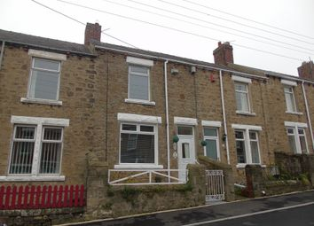 Thumbnail 2 bed terraced house for sale in Sylvia Terrace, Shield Row, Stanley