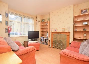 Thumbnail 3 bed end terrace house for sale in Rossendale Gardens, Folkestone, Kent