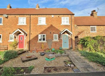 Thumbnail 3 bed end terrace house for sale in Dales Court, Stillingfleet, York