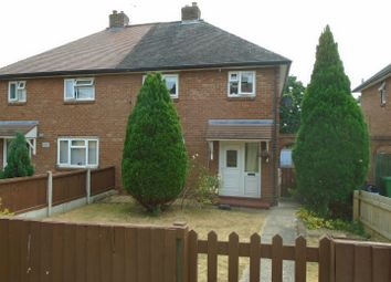 3 bed semi-detached house for sale in Glebelands, Shawbury, Shrewsbury SY4