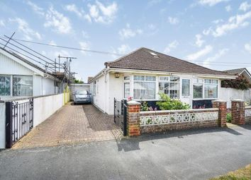 Horsham Avenue North, Peacehaven, East Sussex BN10. 3 bed bungalow
