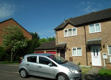 Thumbnail 2 bed property to rent in Wildern Lane, Northampton