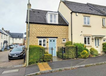 Thumbnail 2 bed end terrace house for sale in Orchid Way, Carterton
