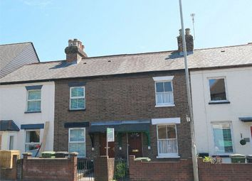 Thumbnail 3 bed terraced house to rent in Hatfield Road, St Albans, Hertfordshire