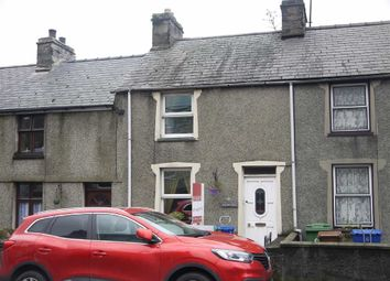 Thumbnail 2 bed terraced house for sale in Penmorfa, Porthmadog