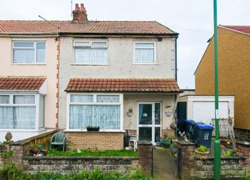 Thumbnail 3 bed end terrace house for sale in St Richards Road, Portslade, East Sussex