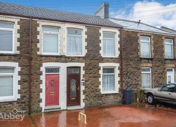 Thumbnail 3 bed terraced house for sale in New Road, Skewen, Neath