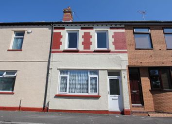 Thumbnail 3 bed terraced house for sale in Ivor Street, Barry