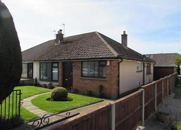 Thumbnail 3 bed bungalow to rent in Dorchester Road, Garstang, Preston