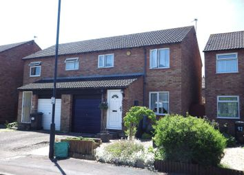 Thumbnail 3 bedroom semi-detached house for sale in Britannia Crescent, Stoke Gifford, Bristol