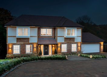 Thumbnail 5 bed detached house for sale in Forest Drive, Kingswood, Tadworth