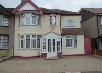 Thumbnail 5 bedroom semi-detached house for sale in Roxy Avenue, Chadwell Heath, Romford