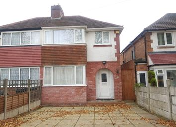 Thumbnail 3 bed property to rent in Atlantic Road, Great Barr, Birmingham
