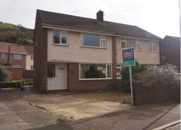 3 bed semi-detached house to rent in Wildbrook, Port Talbot SA13