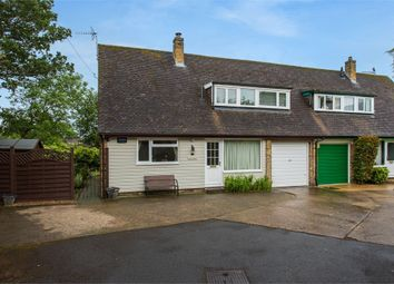 Thumbnail 3 bed semi-detached house for sale in Copthall Lane, Chalfont St Peter, Gerrards Cross, Buckinghamshire