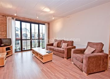 Thumbnail 1 bedroom flat to rent in Beacon House, 4 Burrells Wharf Square, London